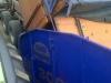 kamionski istovar kukuruzne silaže